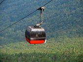 Mountain Lift Gondola