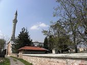 Yildirim Beyazit mosque build in 1400 year in Edirne