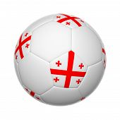 Georgian Soccer Ball