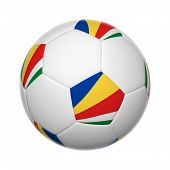 Seychelles Soccer Ball