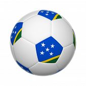 Solomon Islands Soccer Ball