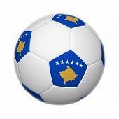 Kosovo Soccer Ball