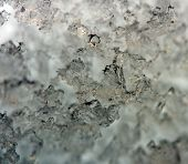 Ice Crystals, Extreme Closeup