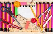 Bright School-accessories