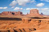 John Point In Monument Valley, Arizona