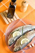 Trout Fish Restaurant Dinner Food