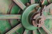 Wheel Of Tractor