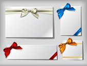 4 Blank Cards