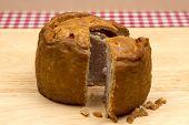 British food Melton Mowbray pork pie