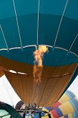 Balloon Flame