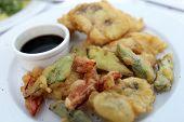 Tempura Shrimp And Fish