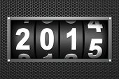 pic of countdown  - 2015 New year countdown timer - JPG