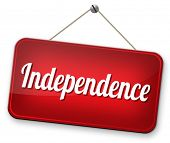 independence self sufficient independent life for the elderly disabled or young people