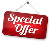 special opromotion offer exclusive bargain promotion low hot price best value