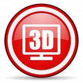 3d display web icon