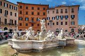 Piazza Navona Rome - Italy