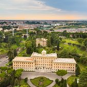 Vatican Gardens.