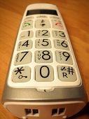 Close Up Phone