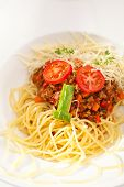 Kids Food - Spaghetti Bolognese Bowl