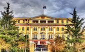 image of macedonia  - Ministry of Macedonia and Thrace in Thessaloniki Greece - JPG