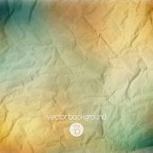 Abstraction retro grunge vector background