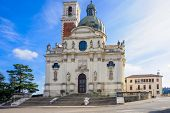 stock photo of vicenza  - The Church of St - JPG