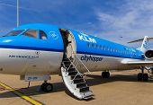 Air France Klm Cityhopper Fokker 70