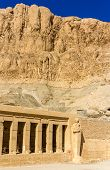 Mortuary Temple Of Hatshepsut In Deir El-bahari - Egypt