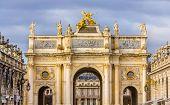 Arc Here On The Place Stanislas In Nancy - France, Lorraine