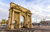 Porte Sainte-catherine In Nancy - Lorraine, France