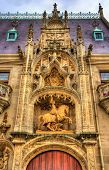 stock photo of duke  - Palace of the Dukes of Lorraine in Nancy  - JPG