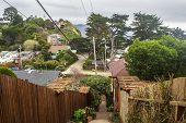 Neighborhood Town in Northern California
