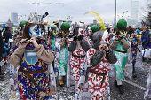 Basel (switzerland) - Carnival 2015