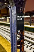 Brighton Beach Subway Station