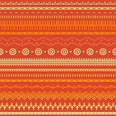 foto of tribal  - Tribal striped seamless pattern - JPG