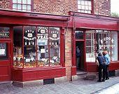 Victorian shops, Dudley.