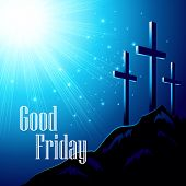 foto of friday  - Good Friday - JPG