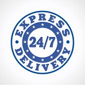 Express delivery 24/7