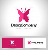 Dating Logo Concept