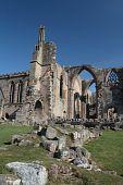 Постер, плакат: Старый руин Bolton аббатство