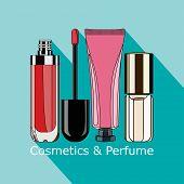 pic of tubes  - set of cosmetics  - JPG