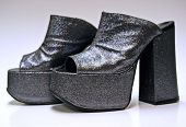 Days Of Disco Platform Shoes