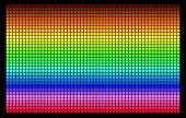 fundo de pixel de vector
