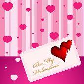 picture of happy birthday card  - valentine card - JPG