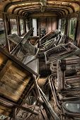 Abandoned Carriage (HDRi)