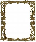 Antique Frame Element