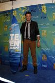 LOS ANGELES - AUG 7: Cory Monteith at the 2011 Teen Choice Awards held at Gibson Amphitheatre on August 7, 2011 in Los Angeles, California