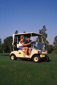Couple Golfing 3