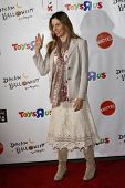 SANTA MONICA, CA - OCT 29: Mira Sorvino at the 18th Annual 'Dream Halloween Los Angeles' at Barker H