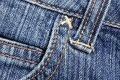 jeans with pocket